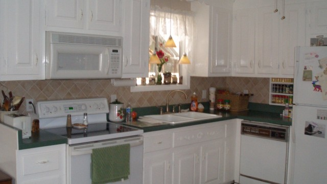 Cabinetry Painting